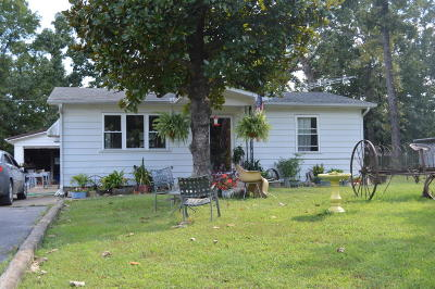 Boone County Single Family Home For Sale: 124 W Airport Road
