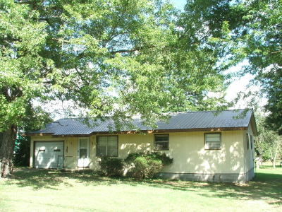 Harrison Single Family Home For Sale: 6813 S 7 Highway
