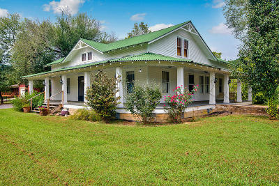 Newton County Single Family Home For Sale: 402 Elm Street