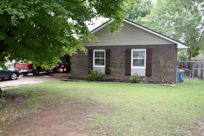 Boone County Single Family Home For Sale: 1306 W Court Street