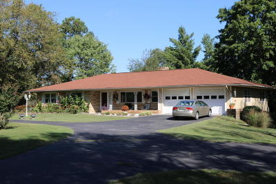 Boone County Single Family Home For Sale: 3219 Campground Road