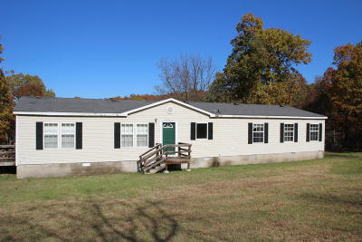 Yellville Single Family Home For Sale: 35 Rosey Pig Lane