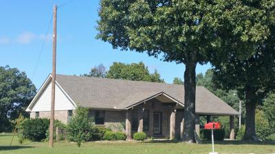 Searcy County Single Family Home For Sale: 493 State Hwy 333 Highway
