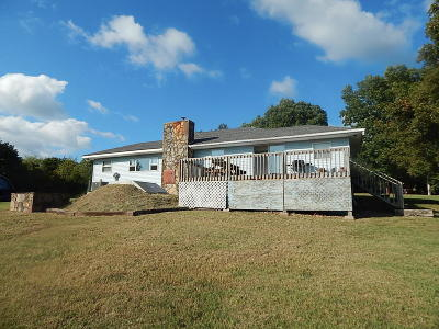 Berryville Single Family Home For Sale: 1768 County Road 449
