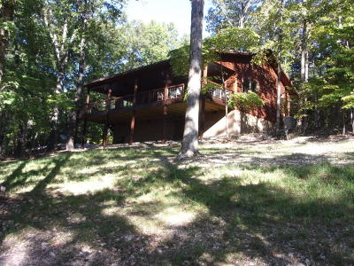 Newton County Single Family Home For Sale: Buffalo River Estates