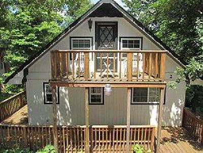 Newton County Single Family Home For Sale: 2 Sno-Ski Loop