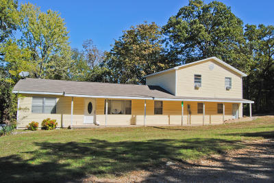 Boone County Single Family Home For Sale: 121 E Elm Street