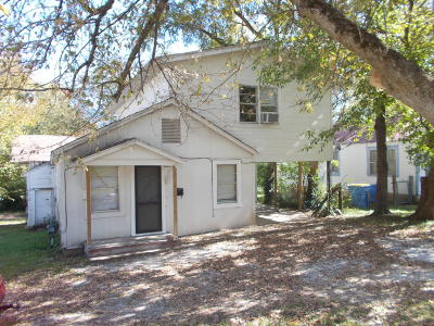 Harrison Single Family Home For Sale: 1005 N Maple