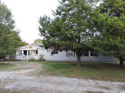 Harrison Single Family Home For Sale: 810 N Hathcoat Road