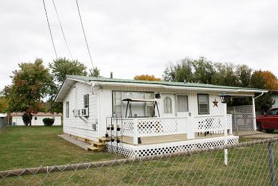 Harrison Single Family Home For Sale: 907 E Fick Avenue