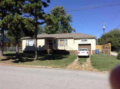 Harrison Single Family Home For Sale: 723 W Holt