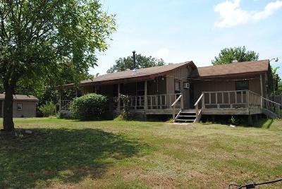 Searcy County Single Family Home For Sale: 257 Vista Road