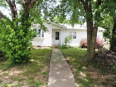 Boone County Single Family Home For Sale: 117 Beene Avenue