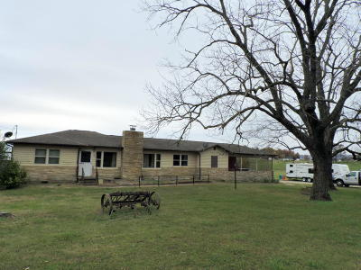 Boone County Single Family Home For Sale: 1798 S Union Road