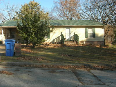 Boone County Single Family Home For Sale: 515 N Lucille Street