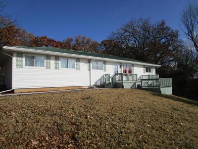 Lead Hill, Diamond City Single Family Home For Sale: 18135 Ar-7