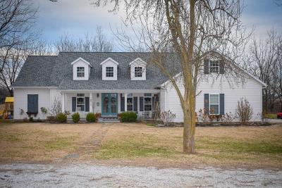 Boone County Single Family Home For Sale: 1201 Hwy 123 South