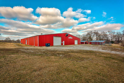 Harrison Residential Lots & Land For Sale: 3945 W 392 Highway