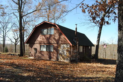 Searcy County Single Family Home For Sale: 590 Mud Hollow Lane