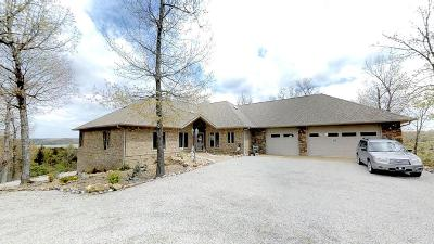 Marion County Single Family Home For Sale: 150 Sunrise Ridge Road