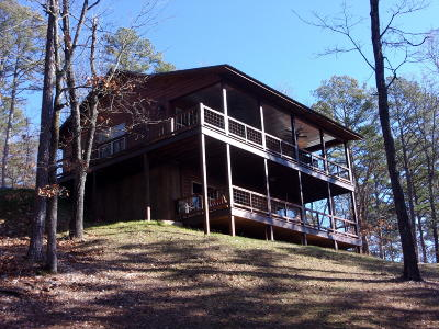 Newton County Single Family Home For Sale: Off Hasty Cutoff