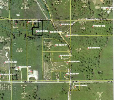 Residential Lots & Land For Sale: Choctaw Lane
