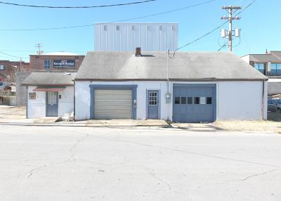 Commercial For Sale: 119 N Sycamore Street