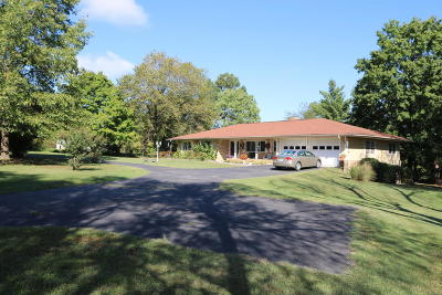 Single Family Home For Sale: 3219 Campground Road