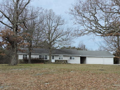 Boone County Single Family Home For Sale: 9743 Ar-43