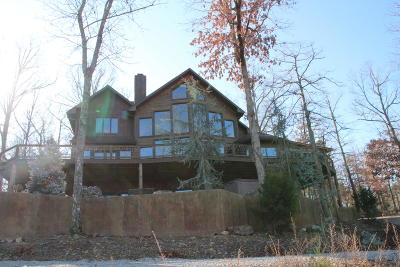 Yellville Single Family Home For Sale: 101 Big Pine Mountain Trail