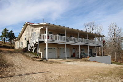 Yellville Single Family Home For Sale: 2473 Ar-206