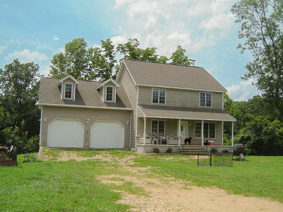 Boone County Single Family Home For Sale: 3686 E Pleasant Valley Drive