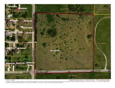 Boone County Residential Lots & Land For Sale: Corner Of Bunker & Cottonwood Road