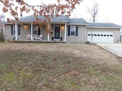 Boone County Single Family Home For Sale: 3731 N Baughman Cutoff Road
