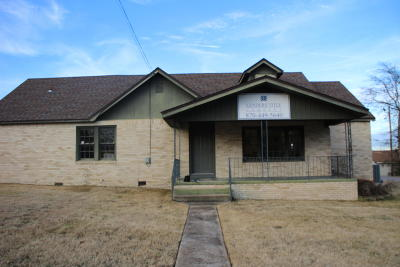 Marion County Commercial For Sale: 300 Old Main Street