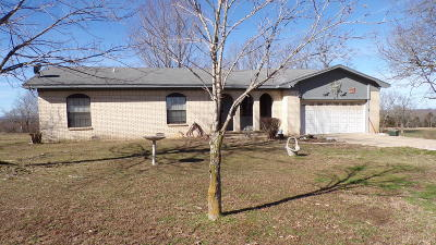 Single Family Home For Sale: 1421 N McDonald Road