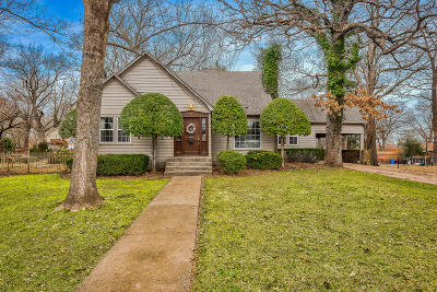 Single Family Home For Sale: 1011 W Nicholson Avenue