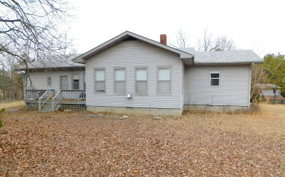 Yellville Single Family Home For Sale: 929 Marion County 5040