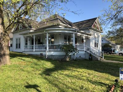 Harrison Single Family Home For Sale: 522 S Maple