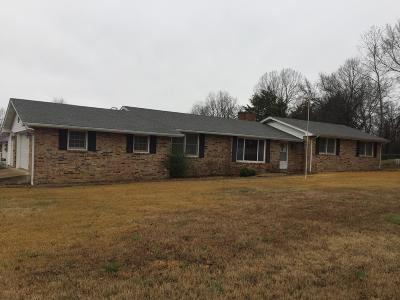 Single Family Home For Sale: 1228 Meadowcrest Drive