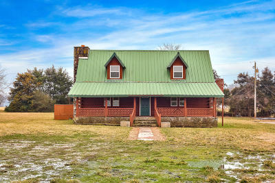 Carroll County Single Family Home For Sale: 5371 E Hwy 62