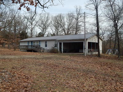 Berryville Single Family Home For Sale: 453 County Road 6561