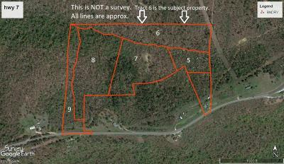 Newton County Residential Lots & Land For Sale: Tract 6 Off Hwy 7 South
