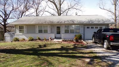 Harrison Single Family Home For Sale: 2035 Old Bergman Road