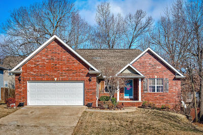 Single Family Home For Sale: 3015 Jade Drive