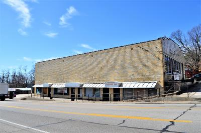 Boone County Commercial For Sale: 106 W Erie Street