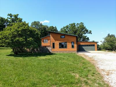 Boone County Single Family Home For Sale: 3636 Mountain Road