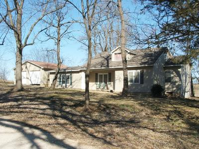 Lead Hill, Diamond City Single Family Home For Sale: 14534 Arena Road