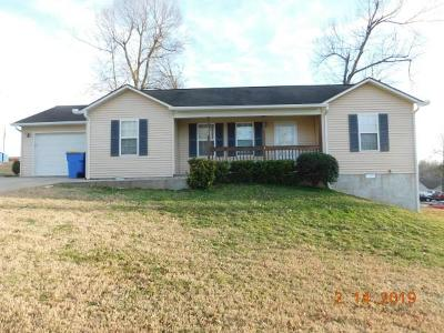 Single Family Home For Sale: 424 Womack Avenue