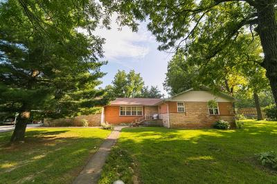 Boone County Single Family Home For Sale: 722 E South Avenue